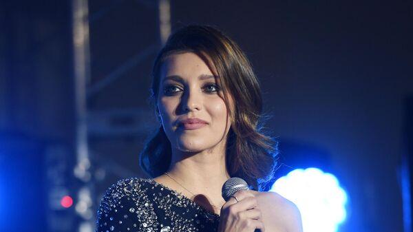 Тодоренко нашла работу на Украине после скандала в России