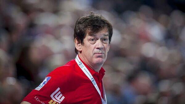 Главный тренер мужской сборной России по гандболу Велимир Петкович