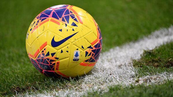 Мяч с логотипом серии А