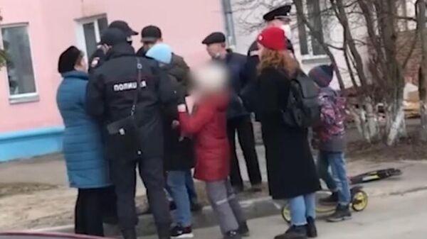 Задержание нарушителей режима самоизоляции в Чебоксарах