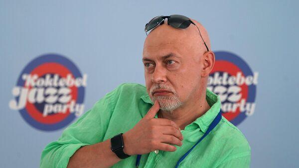 Арт-директор Международного музыкального фестиваля Koktebel Jazz Party Михаил Иконников