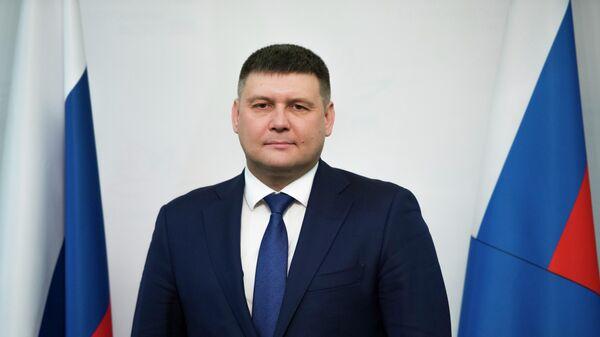 Генеральный директор Корпорации развития Дальнего Востока Дмитрий Тетенькин