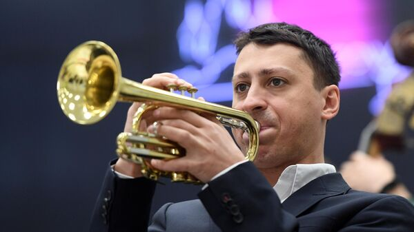 Музыкант Петр Востоков