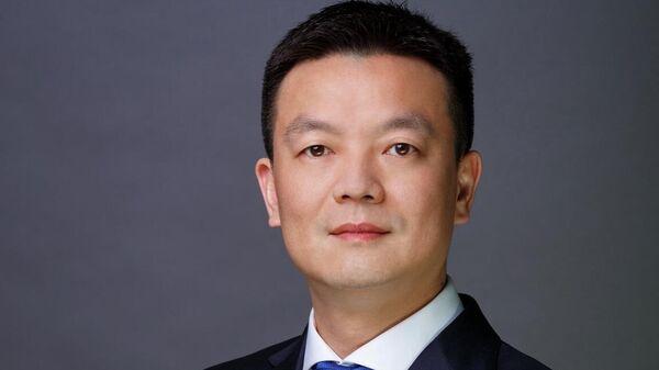 Генеральный директор компании Huawei в регионе Евразия Эйден У