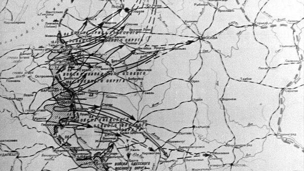 Смоленское сражение и крах плана Барбаросса