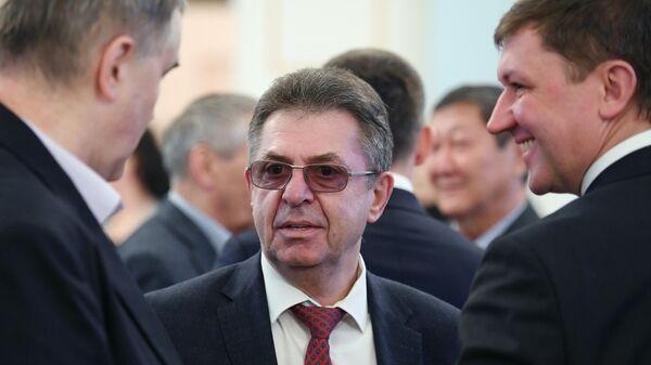 Заседание штаба по подготовке сборных команд РФ к Олимпиаде-2020