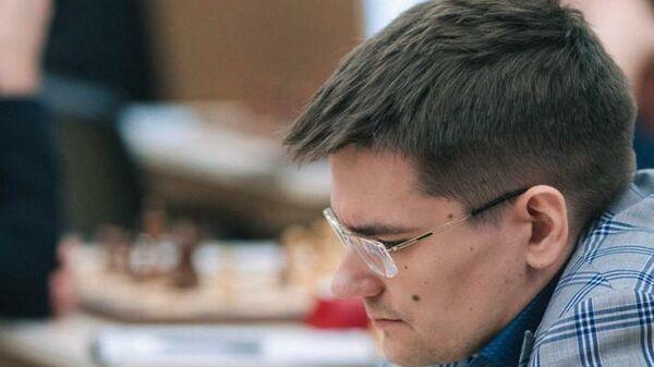 Российский щахматист Евгений Томашевский