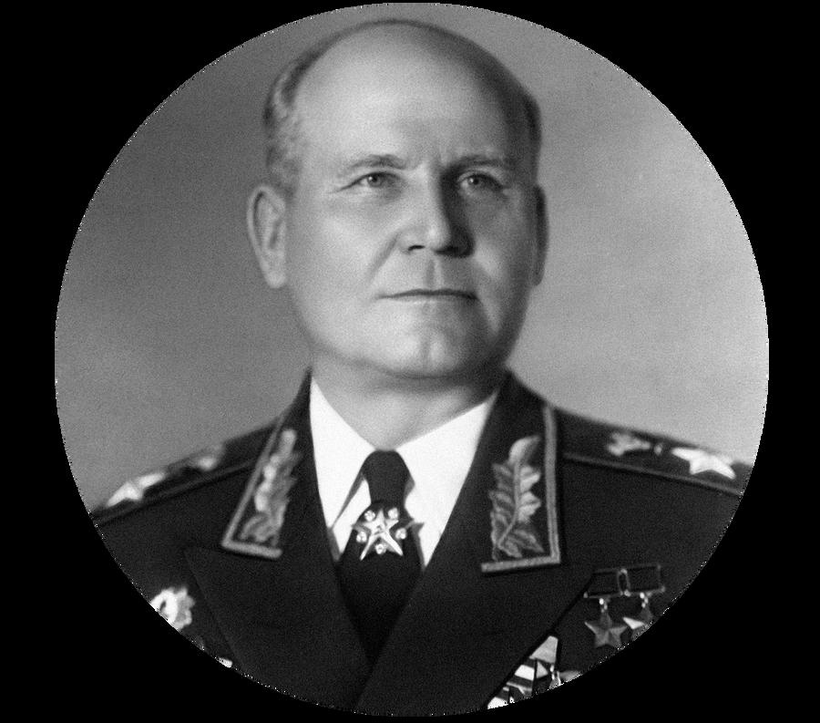 Маршал Советского Союза ИванКонев