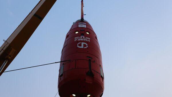 Автономный необитаемый подводный аппарат Витязь совершил погружение на дно Марианской впадины. 8 мая 2020