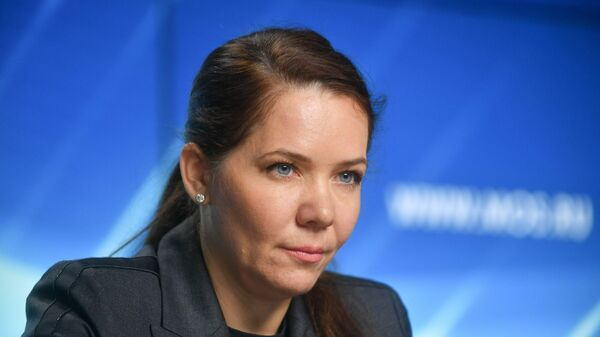 Заместитель мэра Москвы по вопросам социального развития Анастасия Ракова