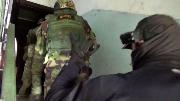 Спецоперация по делу о предотвращении теракта в Кимрах