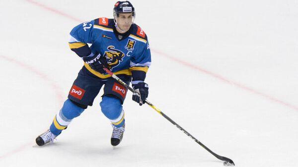 Защитник хоккейного клуба Сочи Никита Щитов