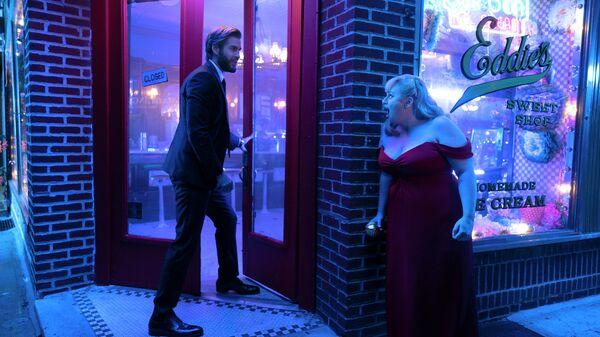 Кадр из фильма Ну разве не романтично?