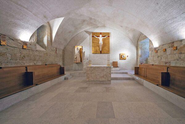 Папский университет Саламанки. Саламанка, Испания. Pablo Guillén, номинация Renovation