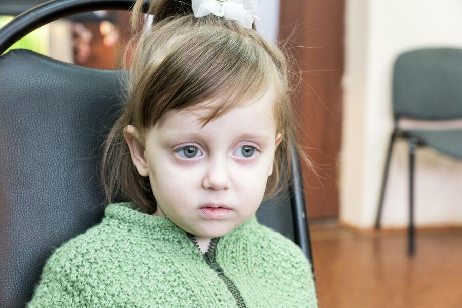 Дочь Кристины Алиса