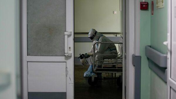 В Белгороде умер травматолог, заразившийся COVID-19 от пациента