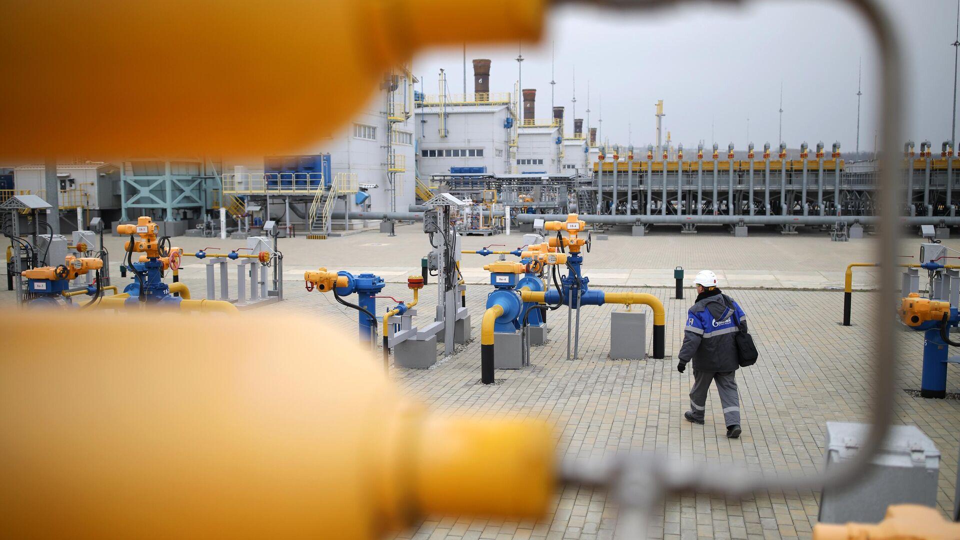 В Кремле назвали требования большей прокачки газа через Украину пропагандой