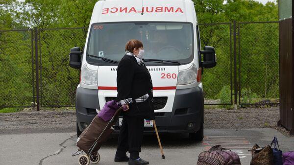 Пункт пропуска Станица Луганская