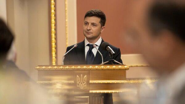 Инаугурация избранного президента Украины Владимира Зеленского. 20 мая 2019 года