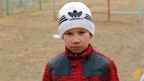 Андрей С., декабрь 2009, Забайкальский край