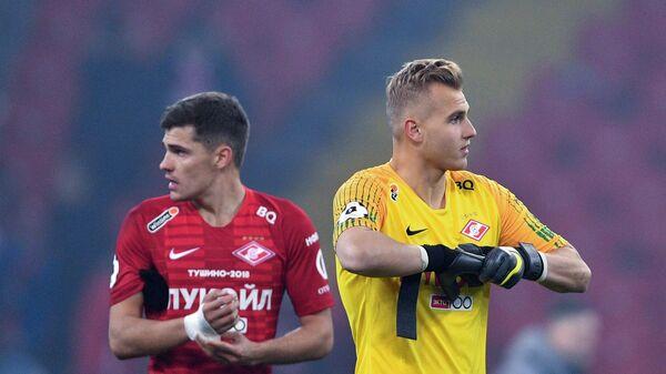 Роман Зобнин (слева) и Александр Максименко