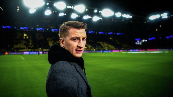 Нападающий ФК Боруссия (Дортмунд) Марко Ройс