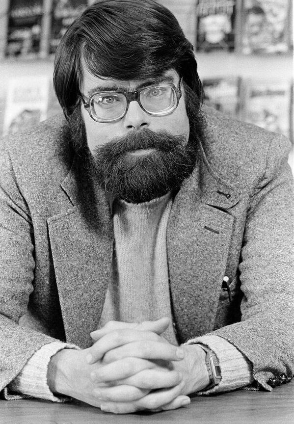 Писатель Стивен Кинг, 1979 год