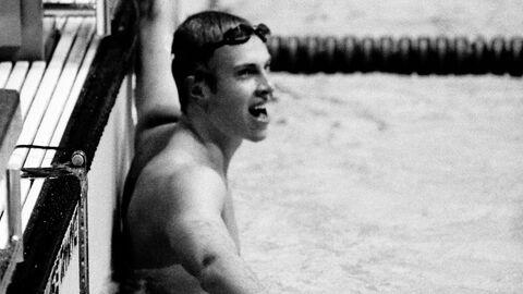 Золотой призер XXII Олимпийских игр в плавании на 1500 метров вольным стилем Владимир Сальников.
