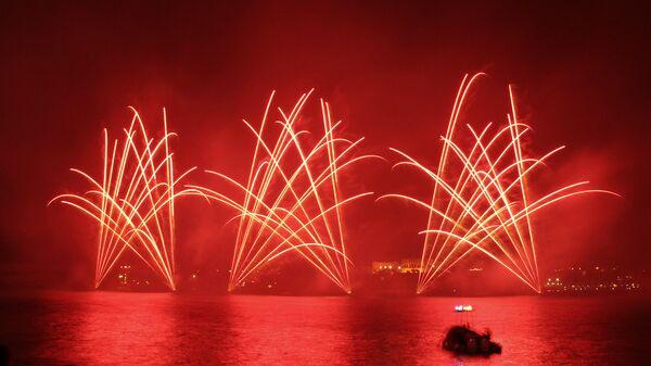 Фестиваль фейерверков на Мальте