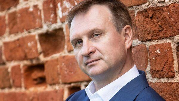 Управляющий гостинично-ресторанным комплексом Иоанн Васильевич в Ярославле Александр Седухин