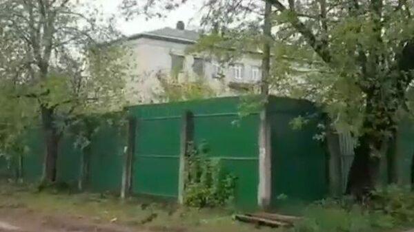 Кадры из Тверской области. Видео СК РФ