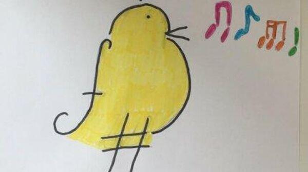 Музыкальная птичка, которую придумал Александр Сергеевич Пономарев