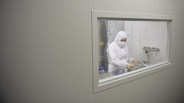 Производственный корпус лаборатории ГУ НИИ эпидемиологии и микробиологии имени Н.Ф. Гамалеи