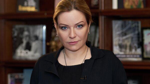 Министр культуры РФ Ольга Любимова