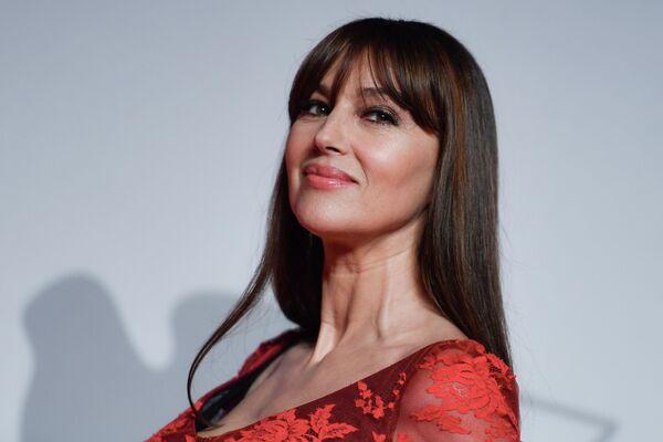 Итальянская актриса Моника Белуччи
