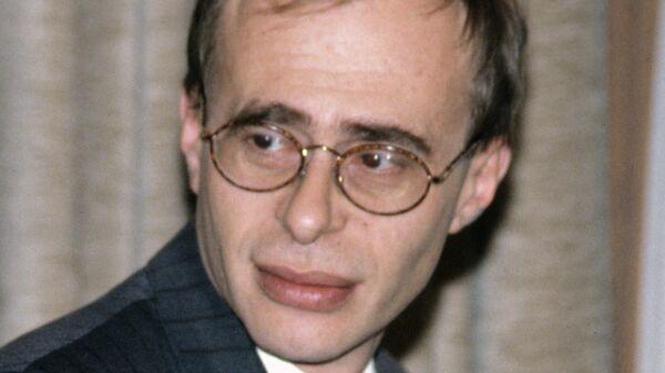 Министр топлива и энергетики РСФСР Владимир Лопухин