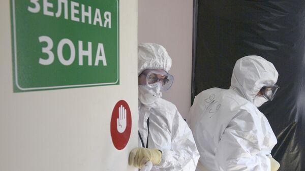 Ученый рассказал о невосприимчивых к коронавирусу людях