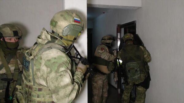 Спецоперация ФСБ РФ