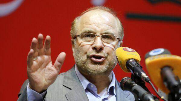 Иранский политик Мохаммад-Багер Галибаф