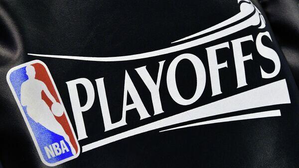 Логотип плей-офф НБА