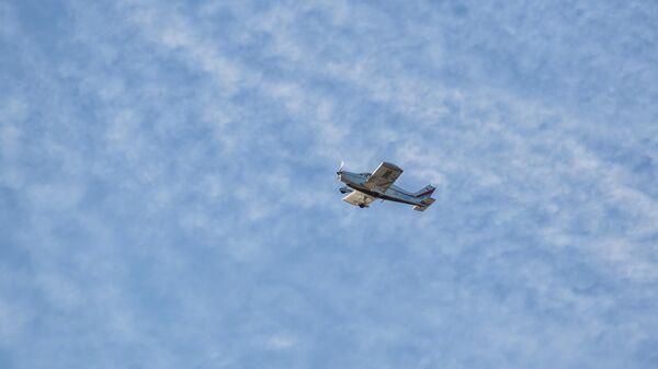 Самолет Piper PA-28 Cherokee