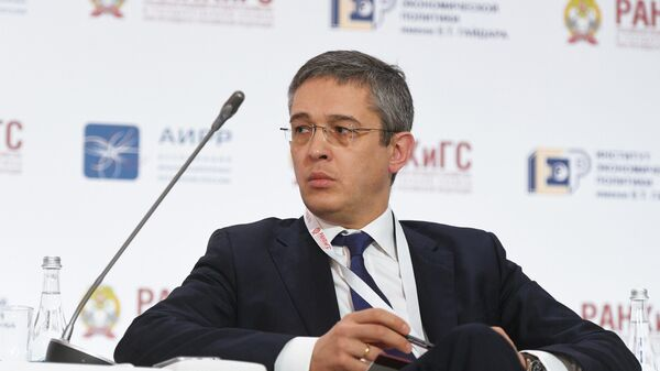 Генеральный директор, председатель правления АО РВК Александр Повалко