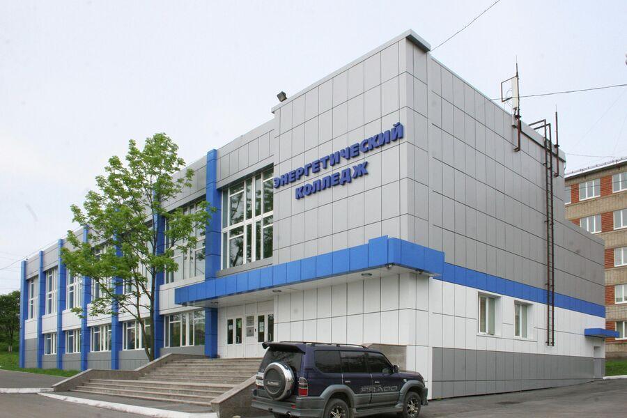 КГА ПОУ Энергетический колледж
