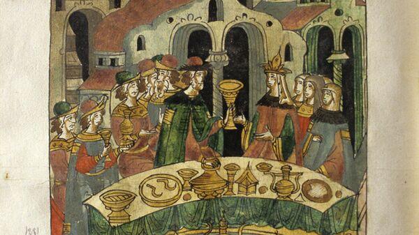 Грозный: смотр невест и Tinder средневековья