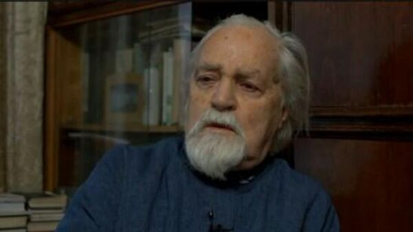 Композитор духовной музыки протоиерей Ведерников