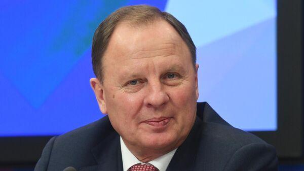 Генерал-майор Сергей Липовой