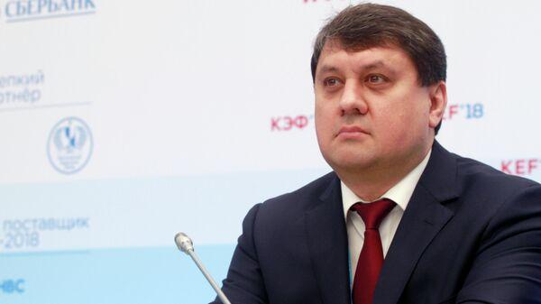 Глава администрации города Норильска Ринат Ахметчин