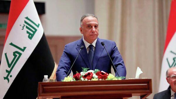 Премьер-министр Ирака Мустафа Аль-Казыми
