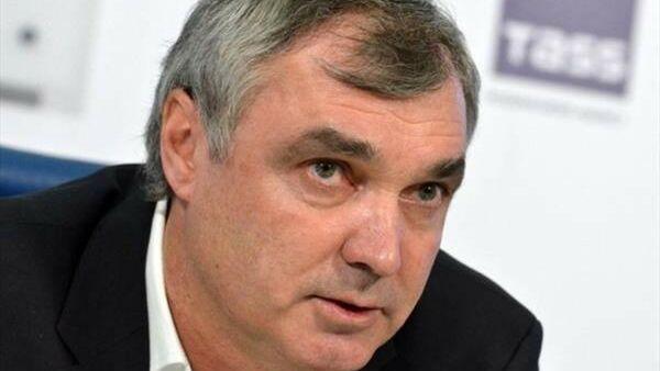 Президент Российской федерации горнолыжного спорта Леонид Мельников