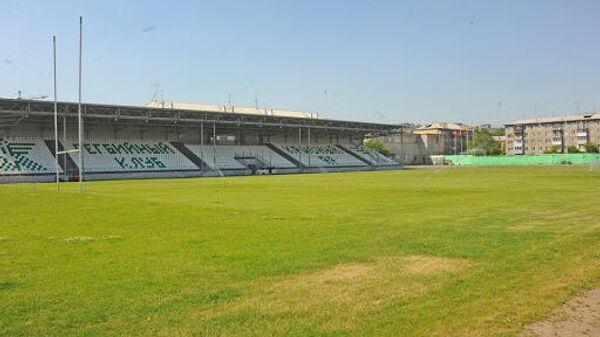 Стадион Красный Яр в Красноярске